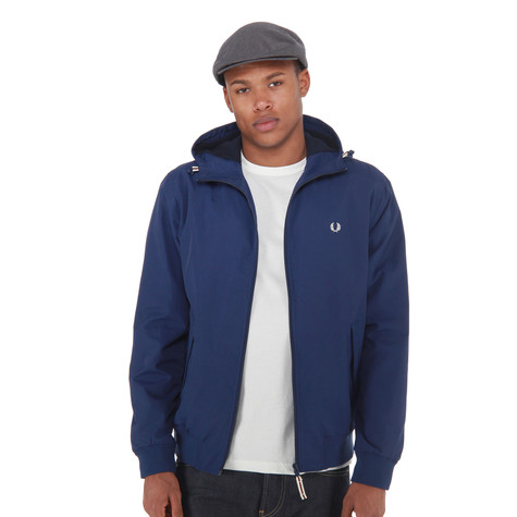 Fred Perry - Hooded Sailing Jacket