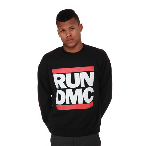 Run DMC - Logo Crewneck Sweater