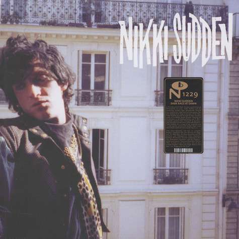 Nikki Sudden - Dark Rags at Dawn