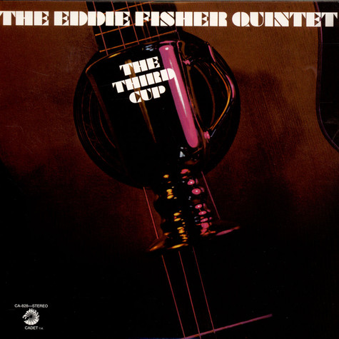 Eddie Fisher Quintet - The Third Cup