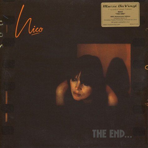 Nico - The End Expanded Edition