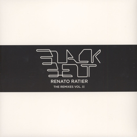 Renato Ratier - Black Belt - The Remixes Volume 2