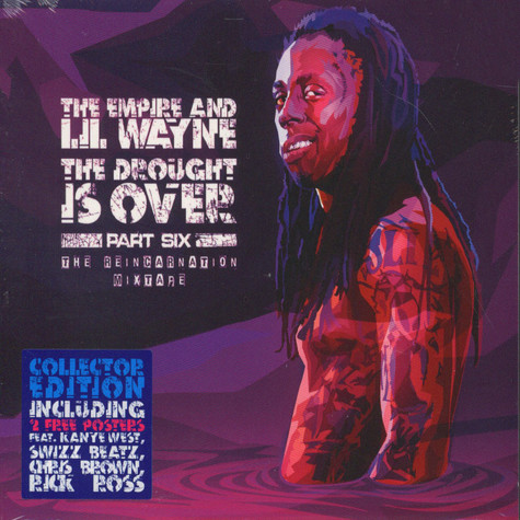 Lil Wayne - The Drought Is Over Mixtape Part Six