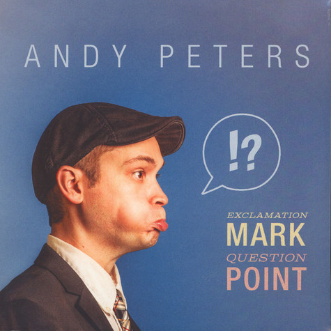 Andy Peters - Exclamation Mark Question Point
