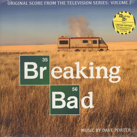 Dave Porter - OST Breaking Bad: Original Score 2