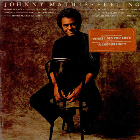 Johnny Mathis - Feelings