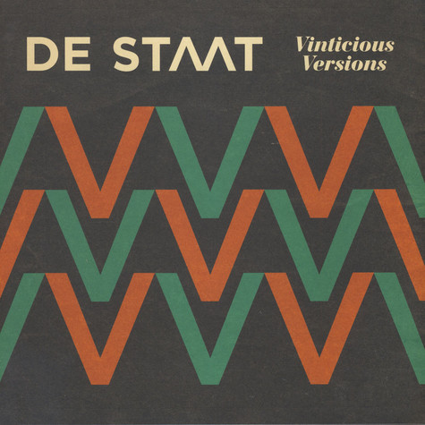 De Staat - Vinticious Versions EP