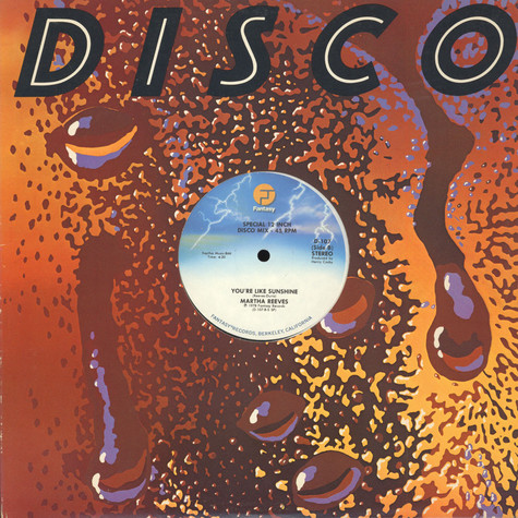 Martha Reeves - Love Don't Come No Stronger