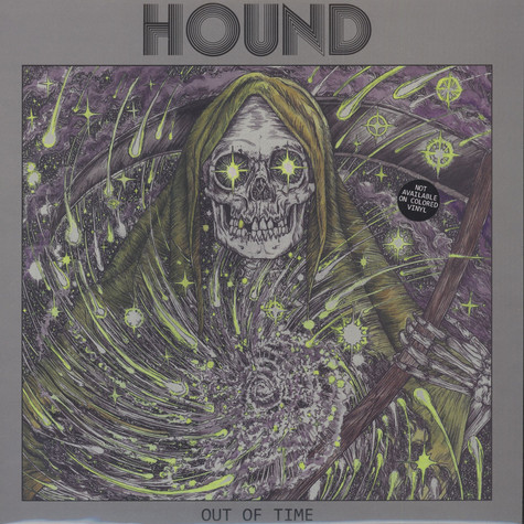 Hound - Out Of Time