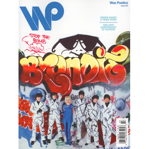 Waxpoetics - Issue 60 - Blondie / SZA