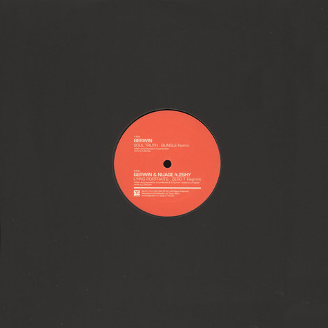 Gerwin - Soul Truth Remixes