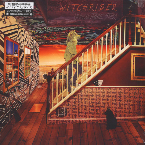 Witchrider - Unmountable Stairs