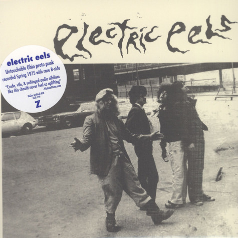 Electric Eels - Accident