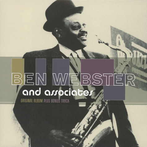 Ben Webster - Ben Webster And Associates