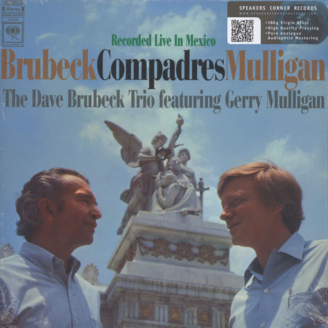 Dave Brubeck & Gerry Mulligan - Compadres