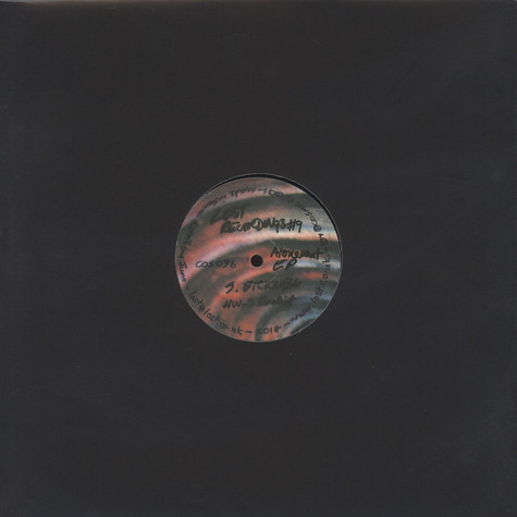 Steve Bicknell - Lost Recordings 9: Atonement EP