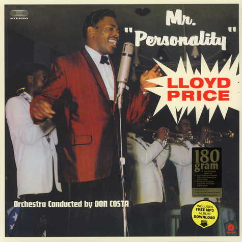 Lloyd Price - Mr. Personality