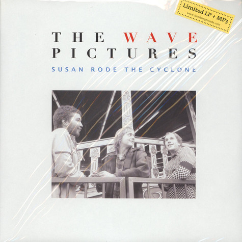 Wave Pictures, The - Susan Rode The Cyclone