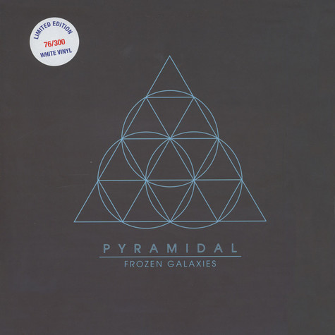 Pyramidal - Frozen Galaxies White Vinyl Edition
