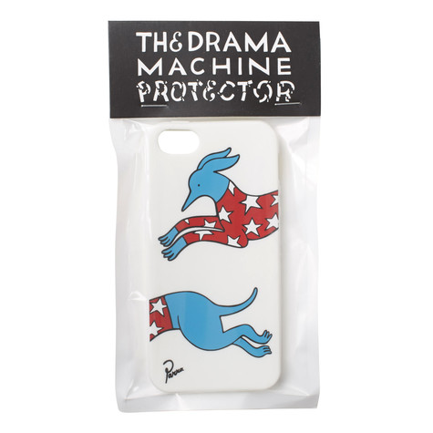 Parra - Leap & Run iPhone Case