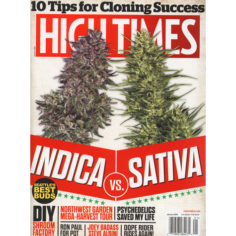 High Times Magazine - 2015 - 01 - January