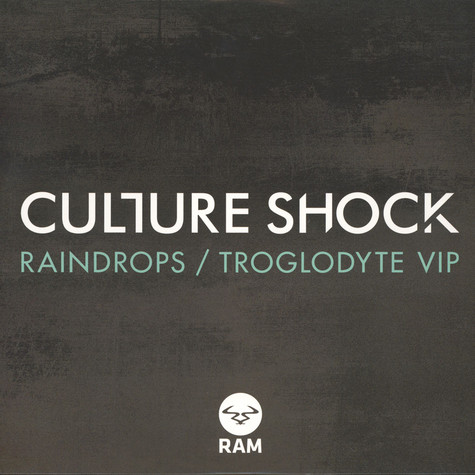 Culture Shock - Raindrops/Troglodyte