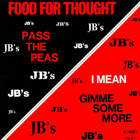 J.B.'s, The - Food For Thought