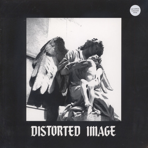 Distorted Image - Distorted Image Clear Vinyl Edition