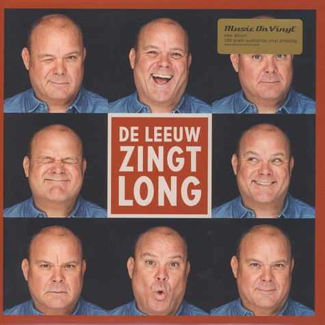 Paul De Leeuw - De Leeuw Zingt Long