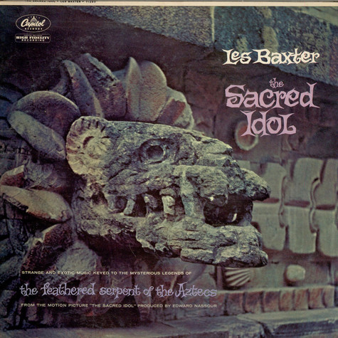 Les Baxter - The Sacred Idol