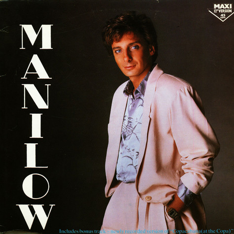Barry Manilow - In Search Of Love / At The Dance / Copacabana (Newly Recorded Version)