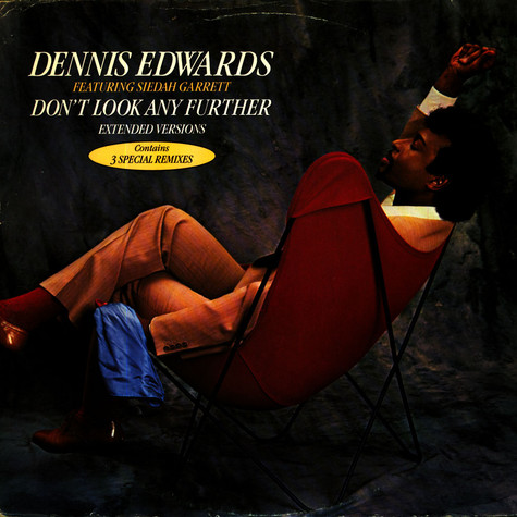 Dennis Edwards - Don't Look Any Further (Extended Versions)