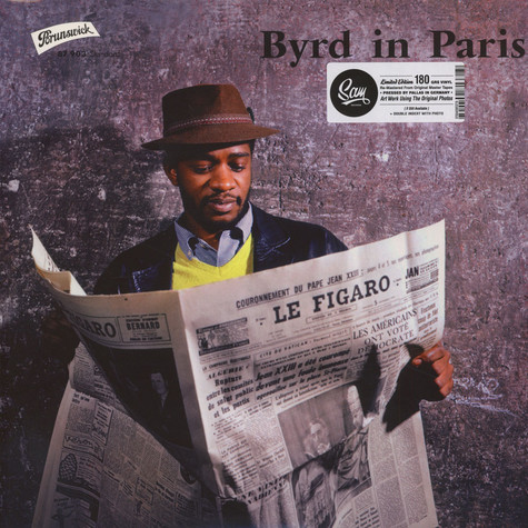 Donald Byrd - Byrd In Paris