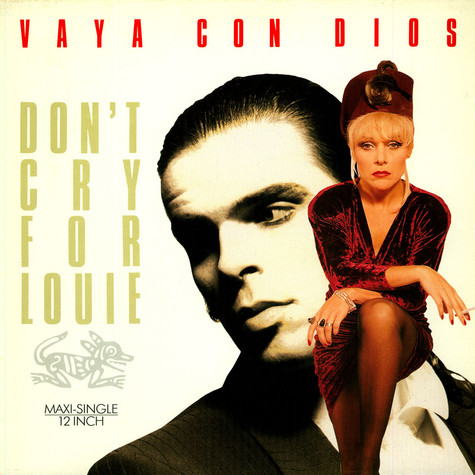 Vaya Con Dios - Don't Cry For Louie