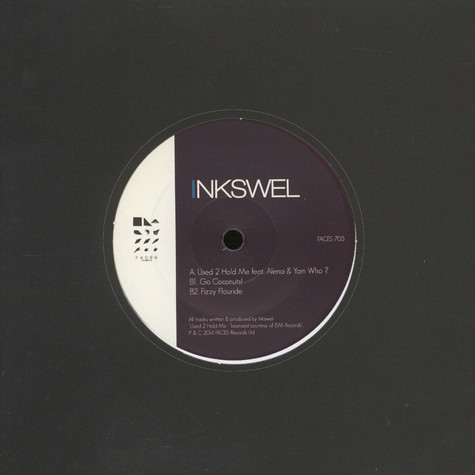 Inkswel - Used To Hold Me EP