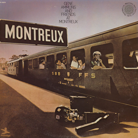 Gene Ammons - Gene Ammons And Friends At Montreux