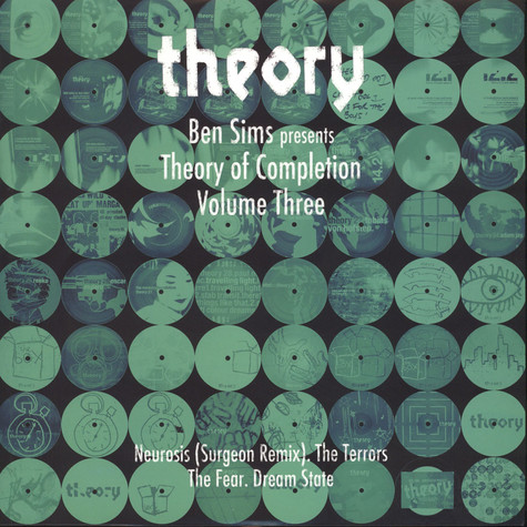 Ben Sims - THEORY050.3