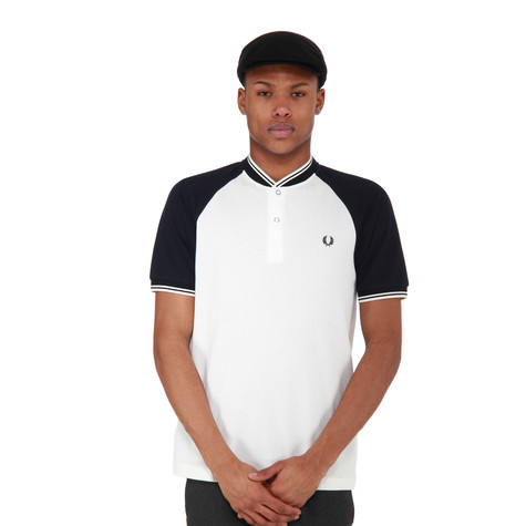 Fred Perry - Bomber Neck Pique Polo Shirt