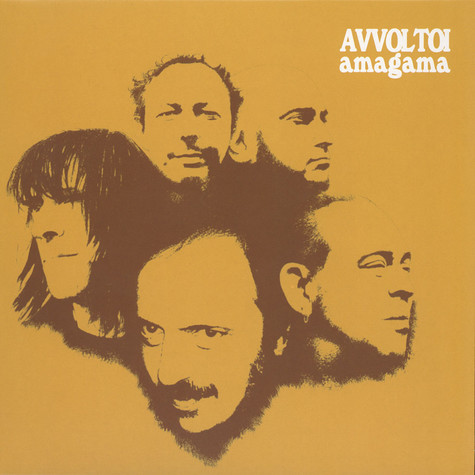 Gli Avvoltoi - Amagama Colored Vinyl Edition