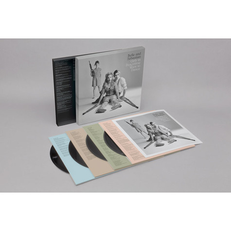 Belle And Sebastian - Girls In Peacetime Want To Dance Deluxe Edition