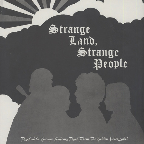 V.A. - Strange Land, Strange People