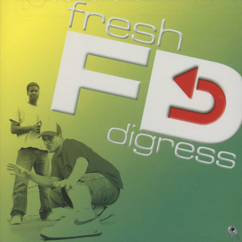 Fresh Digress - Fresh Digress