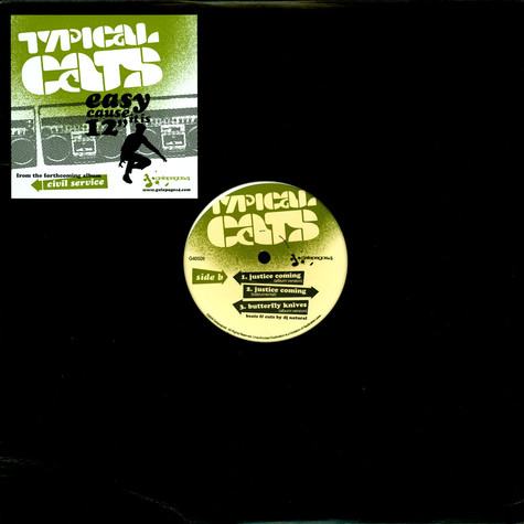 Typical Cats - Easy Cause It Is