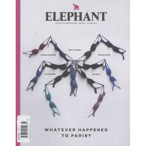 Elephant - 2015 - Autumn - Issue 24