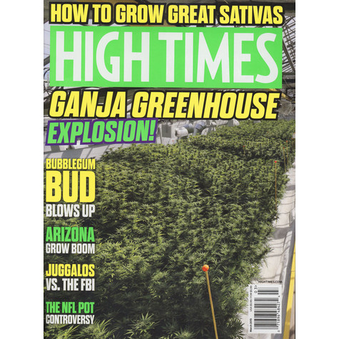 High Times Magazine - 2015 - 03 - March