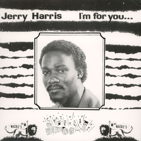 Jerry Harris - I'm For You, I'm For Me Showcase