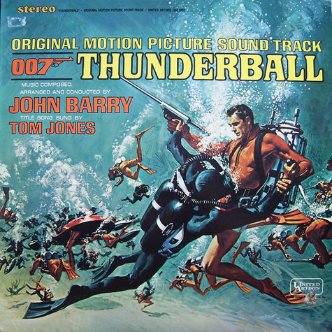 John Barry - OST Thunderball