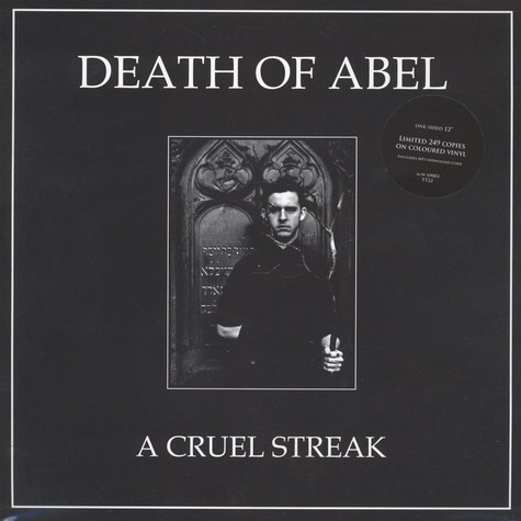 Death Of Abel - A Cruel Streak