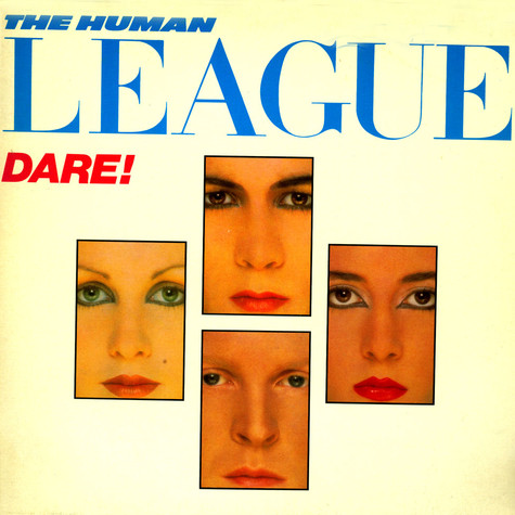 Human League, The - Dare!