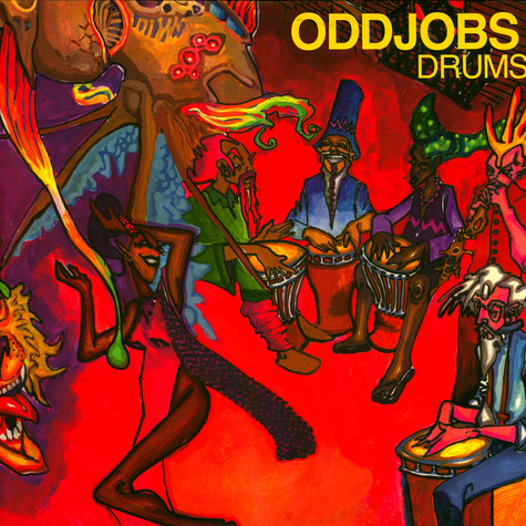 Oddjobs - Drums